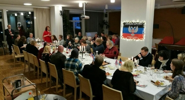 On December 9, the solemn opening of the DPR Representative Center took place in Helsinki (Finland)