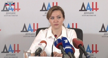 Interview with Natalia Nikonorova about the situation with the checkpoints' operation in Donbass