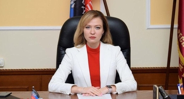 NATALIA NIKONOROVA: THE PEOPLE OF DONBASS IS AIMED AT CLOSE INTEGRATION WITH RUSSIA